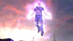 Cole aktywuje swój pierwszy rdzeń wybuchu (inFamous 2)