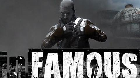 "InFamous 1 - mission ""Spy Games"" (Evil)"