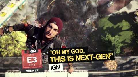 Infamous Second Son Special Edition