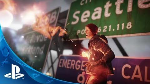 InFAMOUS Second Son -- Offizieller Accolades Spot