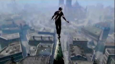 InFAMOUS 2 Firebird Strike Flight