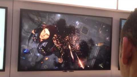 InFamous Second Son gameplay (Off-Screen) 2 of 3