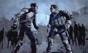 Zeke y cole escapan