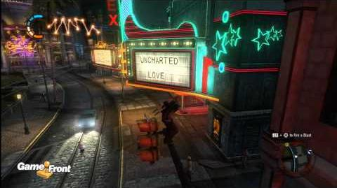 Infamous 2 Easter Egg - Hidden Video Game References