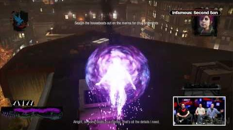 Is Cole in Infamous Second Son? - IGN Live Presents Infamous Second Son