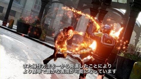 PS4 クリエイターインタビュー 『inFAMOUS Second Son』