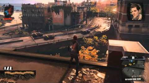 Infamous- Second Son Walkthrough - Chasing the Light