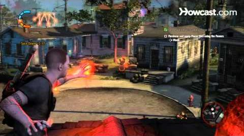 InFamous 2 Walkthrough Part 6 Evolution