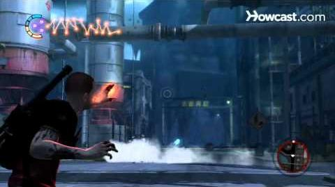 InFamous 2 Walkthrough Part 42 Death Toll