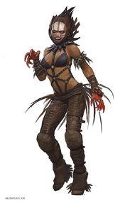 Nix swamp witch