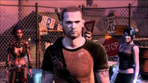 InFamous 2 Bad Karma Ending HD