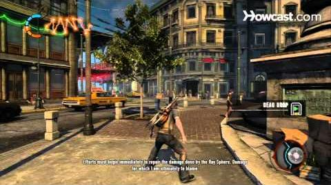 InFamous 2 Walkthrough Part 4 Lost and Found
