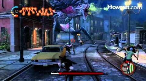 InFamous 2 Walkthrough Part 25 Joseph Bertrand the 3rd