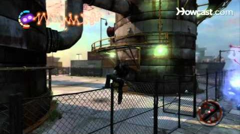 InFamous 2 Walkthrough Part 36 Forced Conduits
