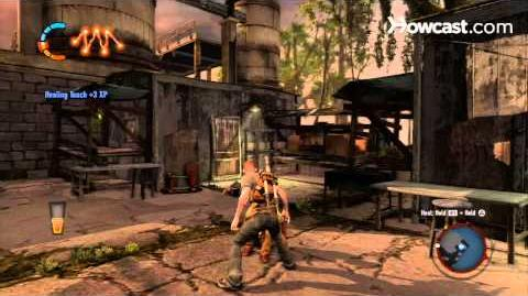 InFamous 2 Walkthrough Part 2 Breaking Into New Marais
