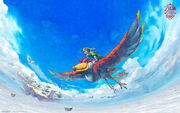 Link from Skyward Sword pic(25th aniversary)