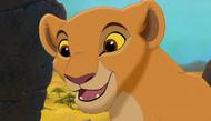 Kiara as a cub