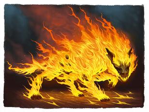 Hell Hound by DaveAllsop