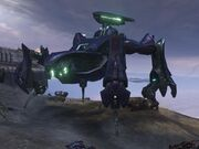 HALO 3 COVENANT SCARAB by victortky