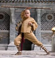 Aang Live Action