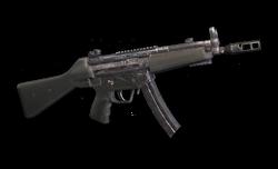 SMG MP5A4