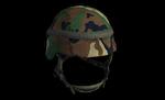 M9 Helmet Forest
