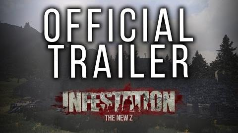 Infestation New Z - Official Trailer
