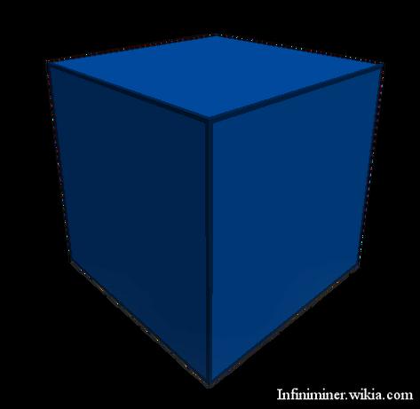 Infiniminer Block SolidBlock
