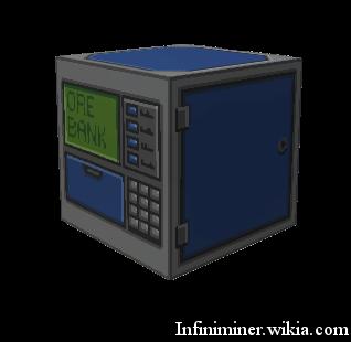 Infiniminer Block OreBank