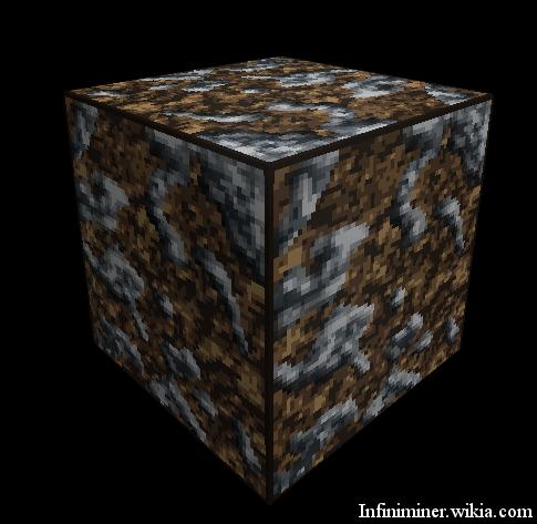 Infiniminer Block Ore