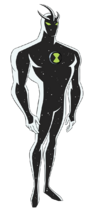 An Alien PNG