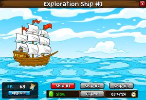 Screenshot explorations