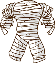 Mummy Body