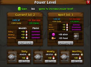 Powerlevel 2