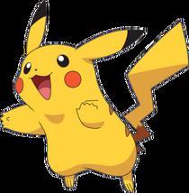 Pikachu-Anime