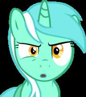 Lyra Heartstrings Confused