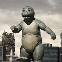 Junior Godzilla
