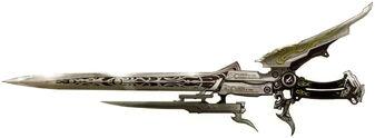 FFXIII-2 Gunblade