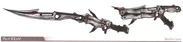 Blazefire saber