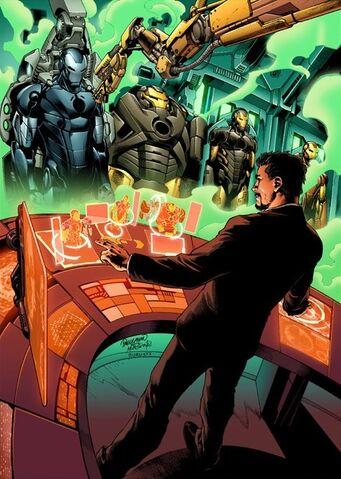 File:IIIron Man Vol 5 1 Hastings Variant Textless.jpg