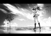 IS light novel 12 houki inner world