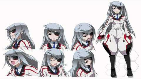 Infinite Stratos - Laura Bodewig - Character Theme