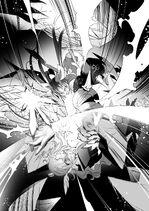 IS light novel 12 Lingyin vs Airis