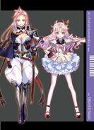 LN Volume 12 Characters