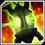 Emerald Lantern Icon Arcane Green Lantern
