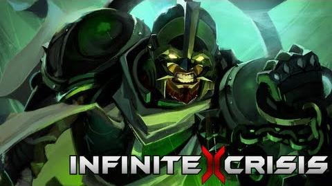 Champion Profile Arcane Green Lantern