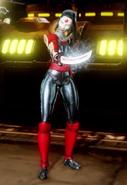 Katana Prime Character Model Infinite Crisis