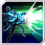 Blue beetle energy cannon skill
