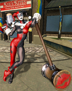 Harley Quinn Prime Infinite Crisis Character Model