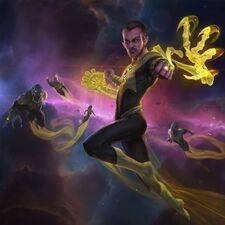 Sinestro concept art